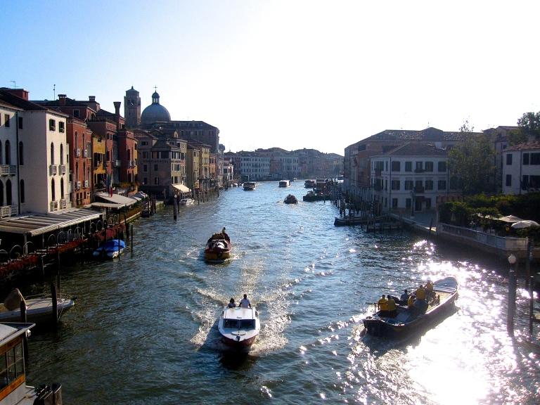 Cannaregio, Grand Canal, Venice