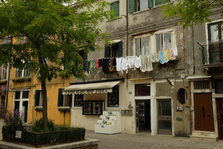 Washing, Murano