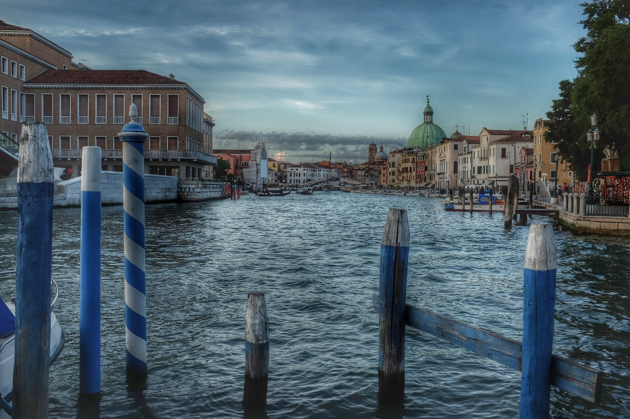 The Unfolding of Venice