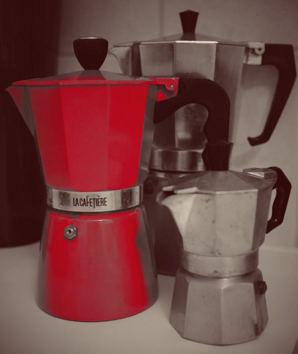 Coffee Pot Family