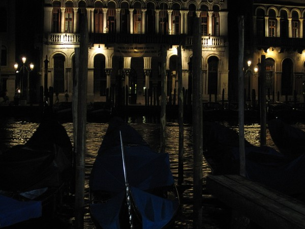 Evening Gondolas