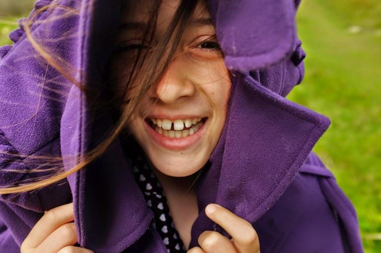 Smiling Grace