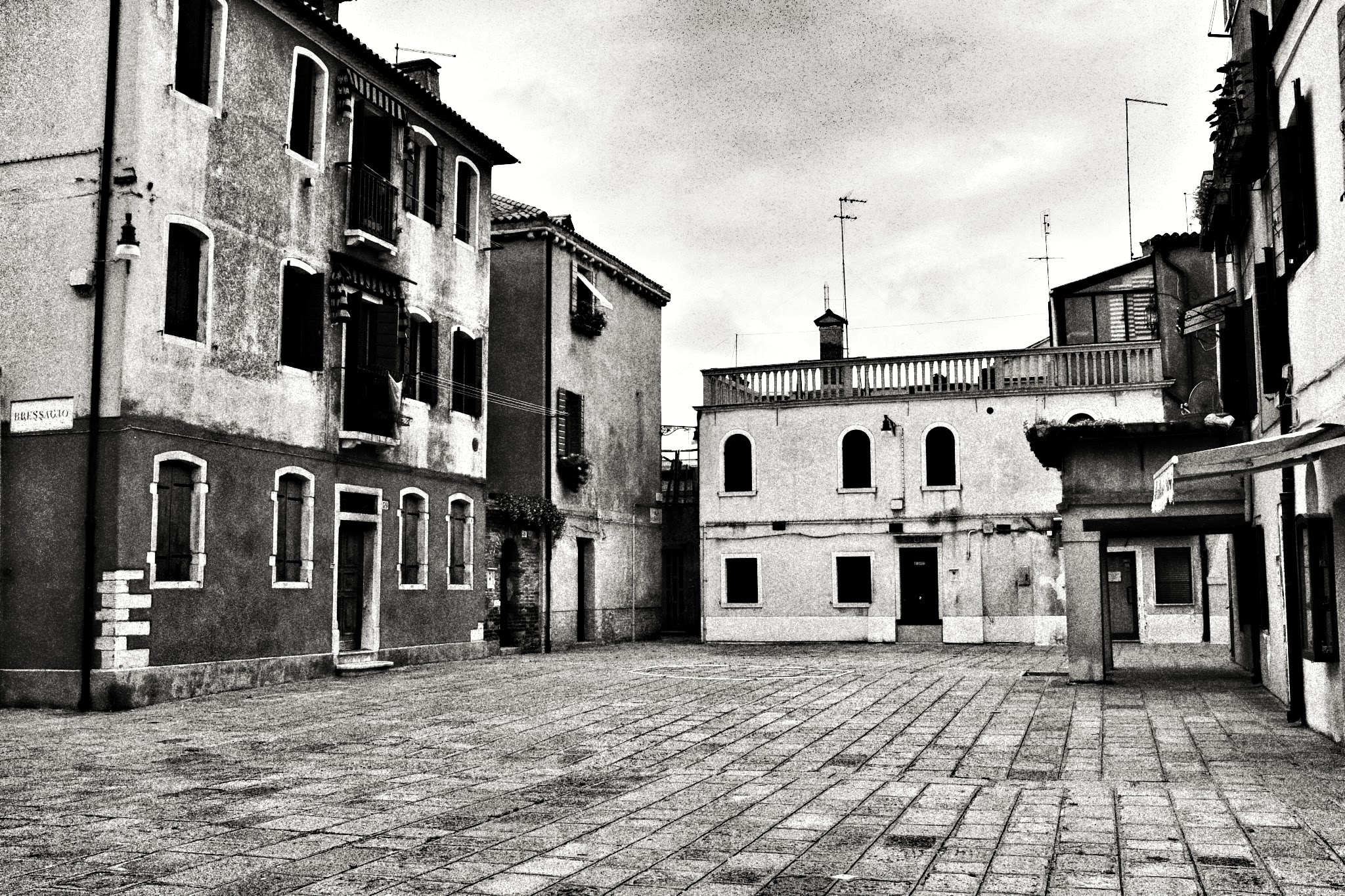 Vintage Venice: Murano