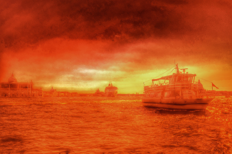 Painted Venice: La Giudecca