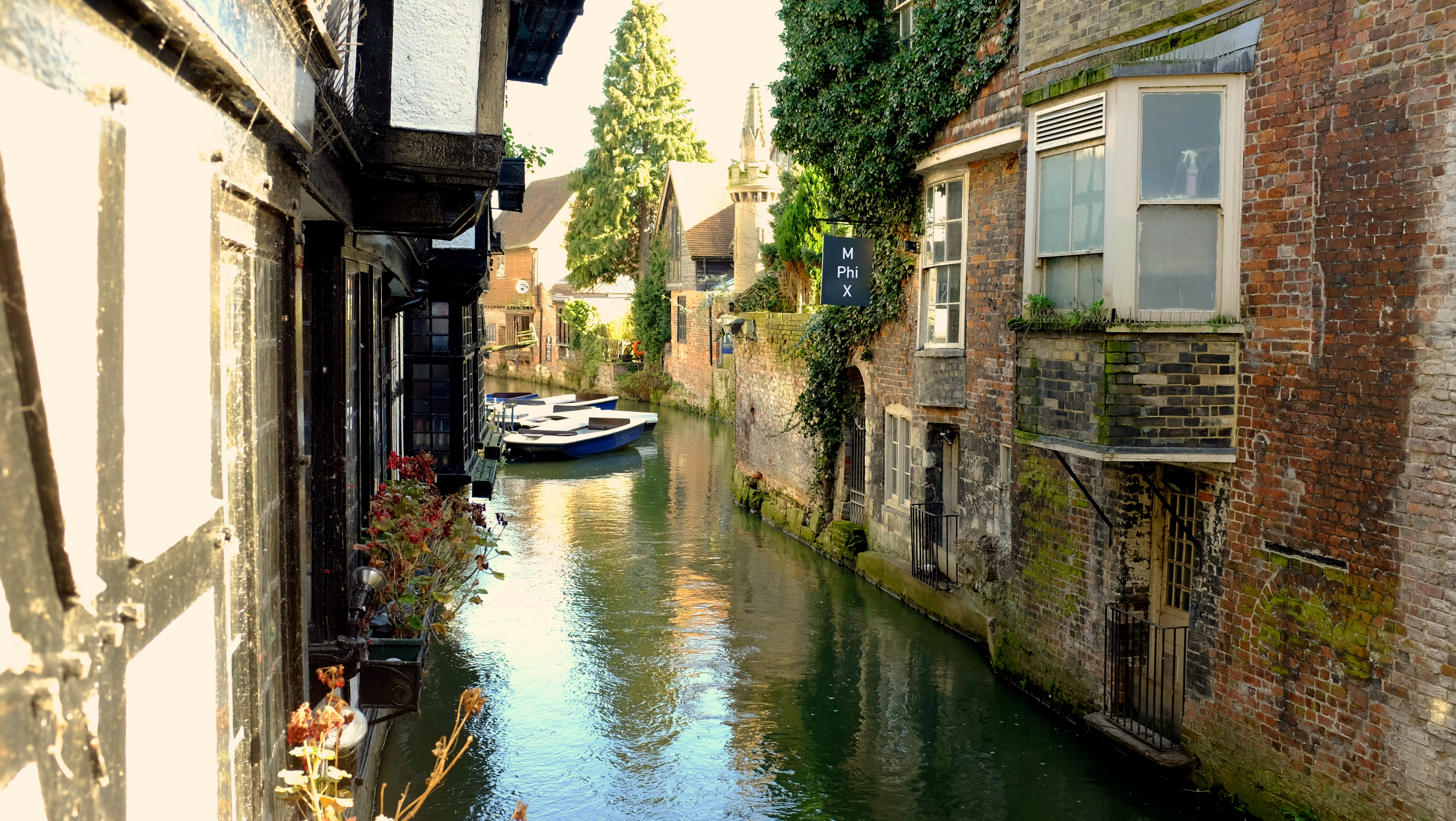 Canterbury Waters